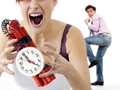 Memahami Gejala PMS Umum mereka dapat menularkan